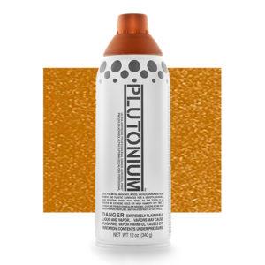 3rd Place Metalic Color Swatch - Plutonium Spray Paint
