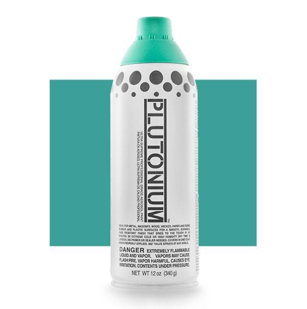 Aloha Color Swatch - Plutonium Spray Paint