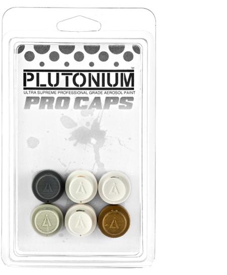 Plutonium Pro Caps Kit