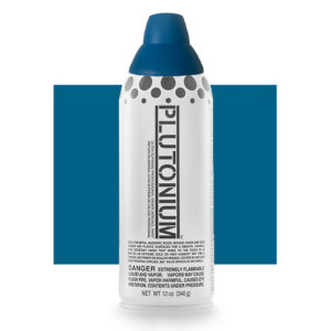 Tsunami Spray Paint by Plutonium