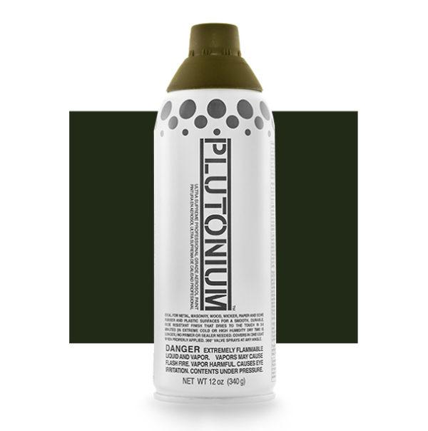 Stealth Color Swatch - Plutonium Spray Paint