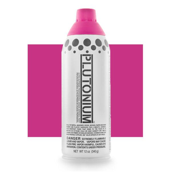 Vegas Color Swatch - Plutonium Spray Paint