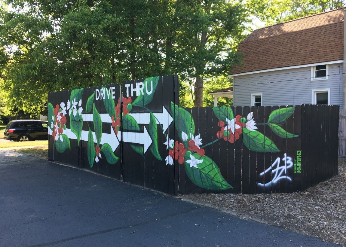 Spray Paint Murals: Take a look at some of our inspiring spray paint mural wall art, spray paint mural graffiti and learn a little more about some of our favorite street artists. #Plutoniumpaint #streetart #spraypaintmurals #spraypaintwallart #streetartmurals #graffiti