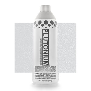 Product Image for Plutonium Paint 2nd Place Silver Metallic Spray Paint
