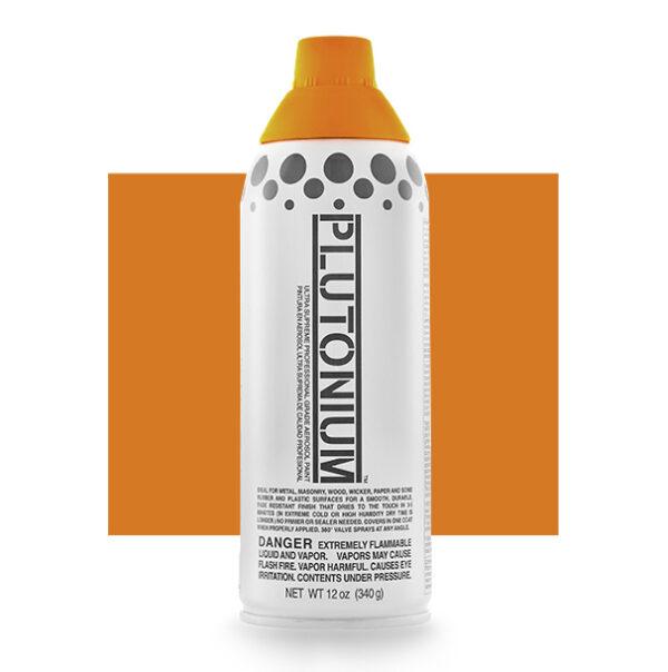Product Image for Plutonium Paint Basketball Orange Spray Paint