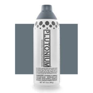 Product Image for Plutonium Paint Cleveland Gray Spray Paint