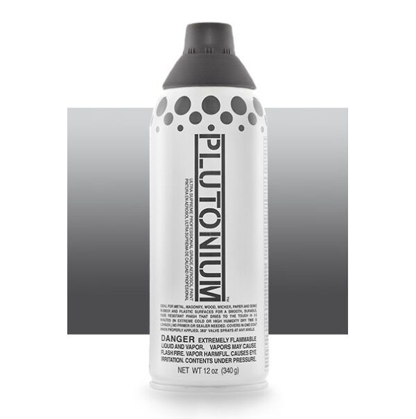 Product Image for Plutonium Paint Lala Detroit Sky Gray Translucent Spray Paint