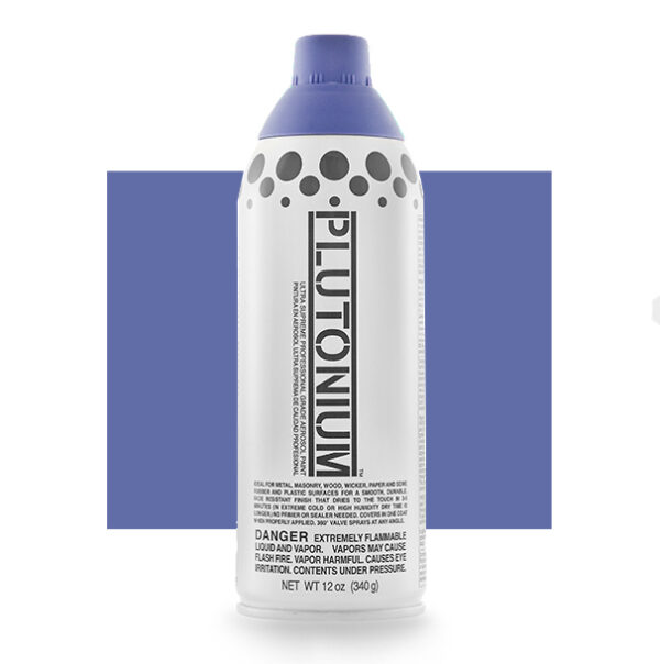 Product Image for Plutonium Paint Fly Girl Lilac Purple Spray Paint