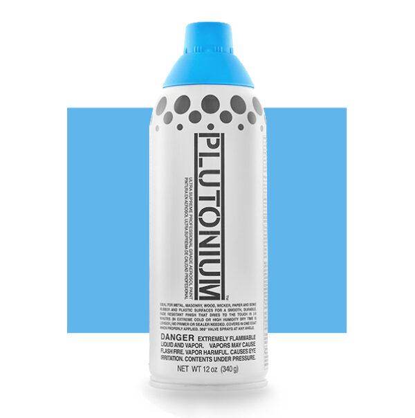 Product Image for Plutonium Paint Lala Light Blue Spray Paint