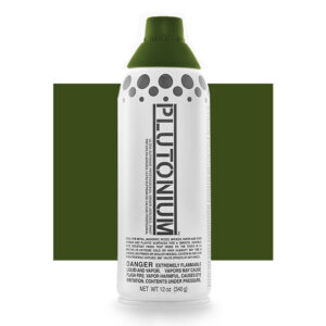 Product Image for Plutonium Paint Mofunk Moss Green Spray Paint