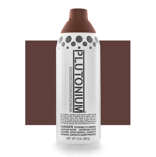 Product Image for Plutonium Paint Mud Pie Brown Spray Paint