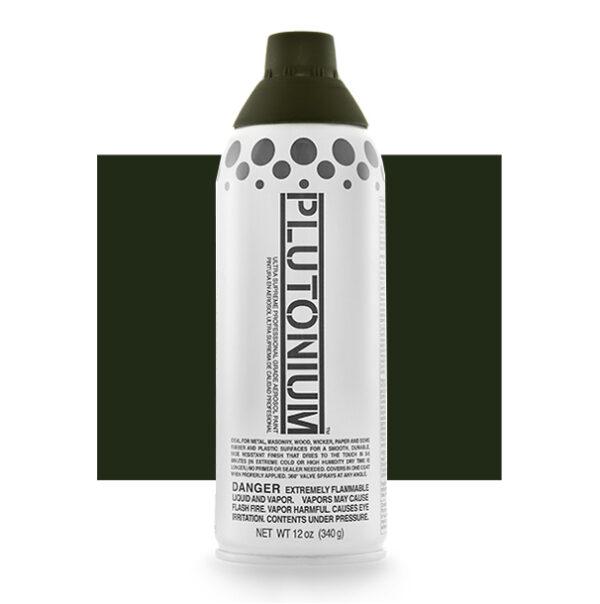 Product Image for Plutonium Paint Stealth Black Spray Paint