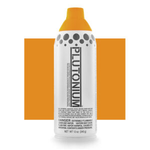 Product Image for Plutonium Paint Taxi Orange Spray Paint