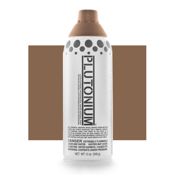 Product Image for Plutonium Paint Twig Brown Spray Paint
