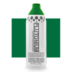 Product Image for Plutonium Paint Vegan Green Spray Paint