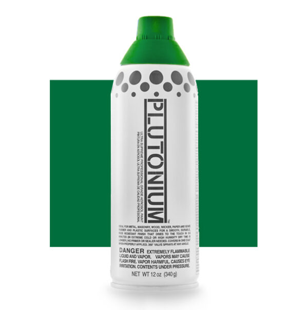 Product Image for Plutonium Paint Vegan Green Spray Paint