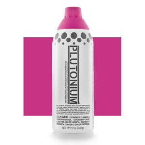 Product Image for Plutonium Paint Vegas Hot Pink Fuschia Spray Paint