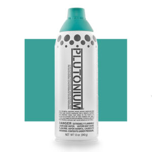 Product Image for Plutonium Paint Aloha Green Spray Paint